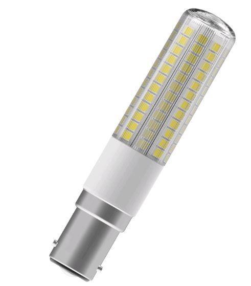 Osram/LEDVANCE LED Star Special T (ehem. Halolux Ceram) 6,3W 2700K warmweiß 806 B15d Klar nicht dimm
