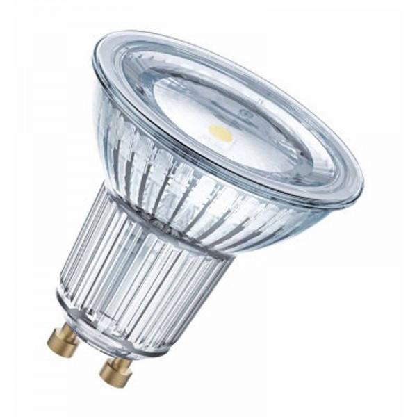 Osram/LEDVANCE LED Star PAR16 6,9W 4000K kaltweiß 575 GU10 Klar nicht dimmbar