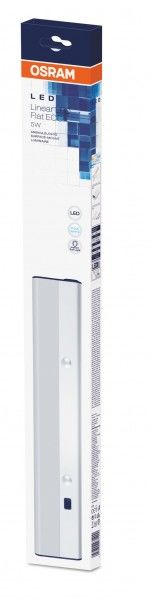 Osram/LEDVANCE LED Linear Flat Eco 6W 4000K kaltweiß 320lm IP20 Aluminium