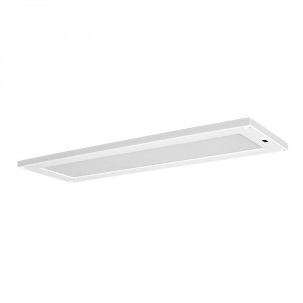 Osram/LEDVANCE LED Cabinet Panel 300x100mm 5W 3000K warmweiß 220lm IP20 Weiß