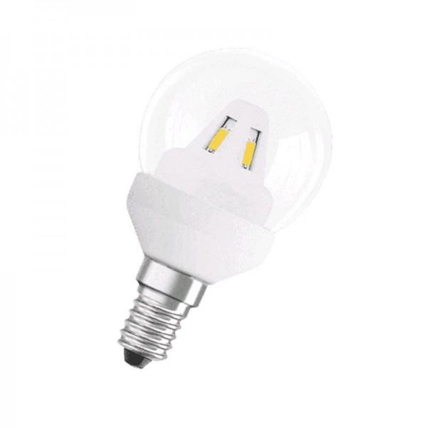 Osram/LEDVANCE LED Parathom CL P 15 2W 2700K warmweiß 136lm klar E14 nicht dimmbar