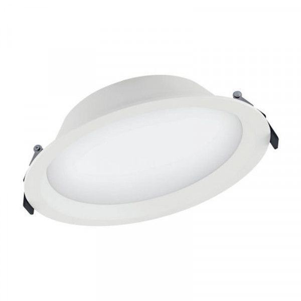 Ledvance LED Einbauleuchte DL ALU 25W 6500K tageslichtweiß 2370lm IP44