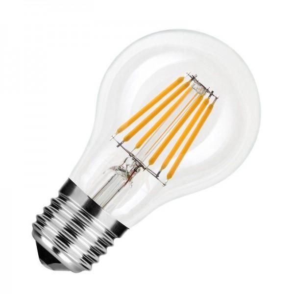 Modee LED Filament Globe A60 6W 2700K warmweiß 550lm E27 klar nicht dimmbar