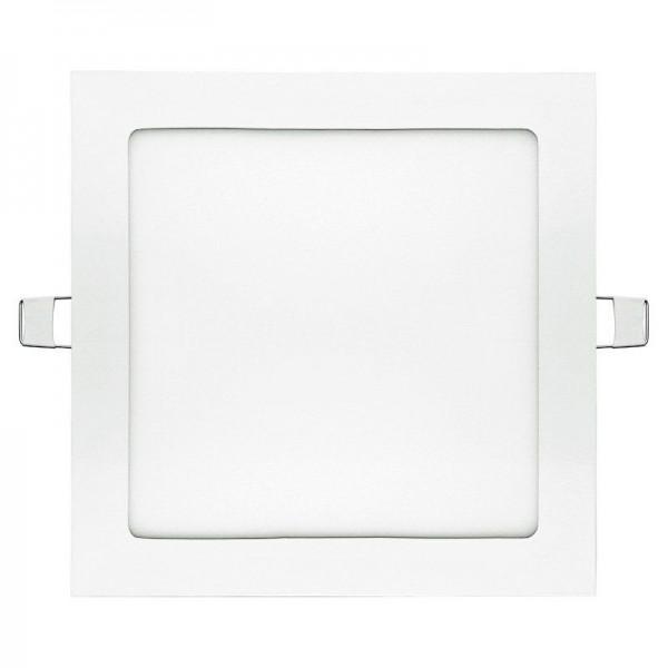 Modee LED Einbauleuchte quadratisch 18W 4000K neutralweiß 1300lm