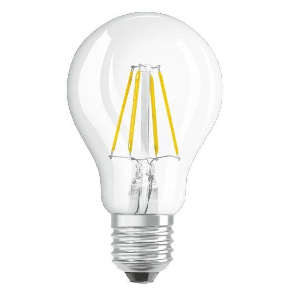 Osram/LEDVANCE LED Filament Parathom Classic A 4W 2700K warmweiß 470lm klar E27 nicht dimmbar