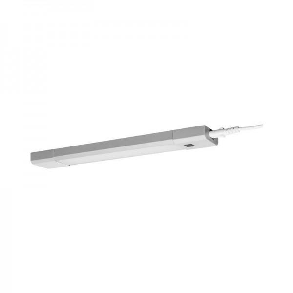 Osram/LEDVANCE LED Linear Slim RGBW 300mm 4W 3000K warmweiß 230lm IP20 Grau