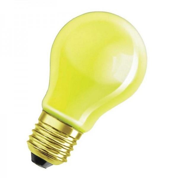 Osram/LEDVANCE Decor Color A60 11W 240V Gelb/ Yellow E27 dimmbar