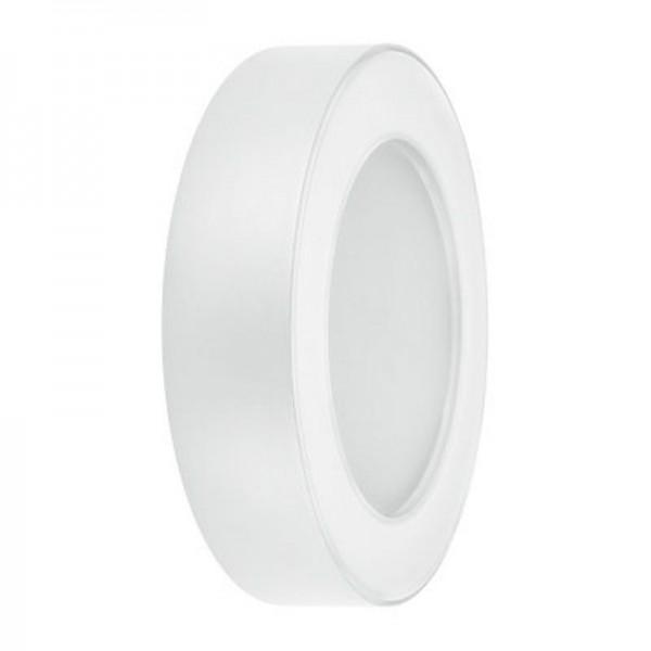 Osram/LEDVANCE LED Surface Round Outdoor 13W 3000K warmweiß 600lm IP54 Weiß