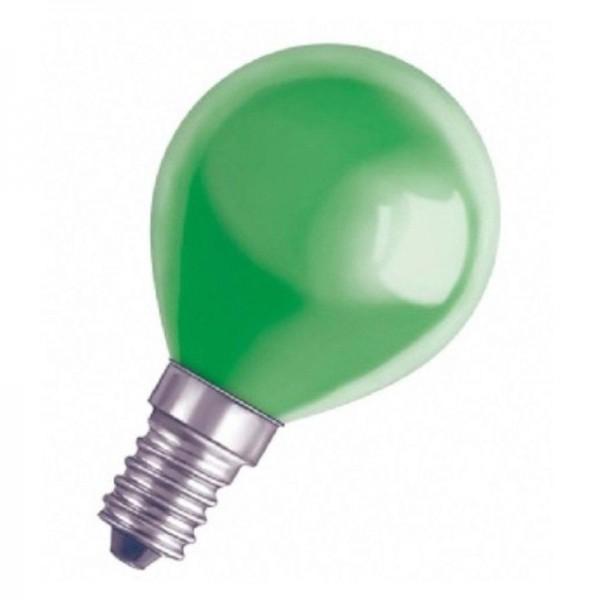 Osram/LEDVANCE Decor Color P45 11W 240V Grün/ Green E14 dimmbar