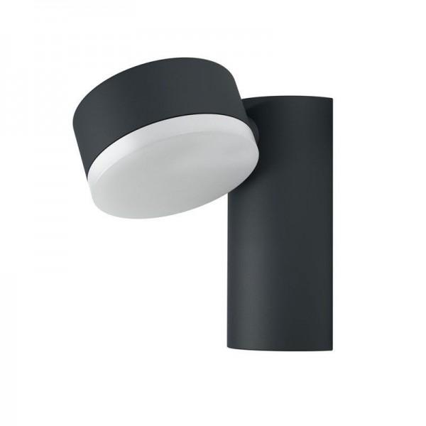 Osram/LEDVANCE LED Außenleuchte Endura Style Spot Round 8W 3000K warmweiß 440lm IP44