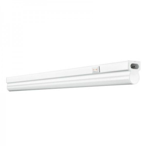 Osram/LEDVANCE LED Linear Compact Switch 300 4W 3000K warmweiß 400lm IP20 Weiß