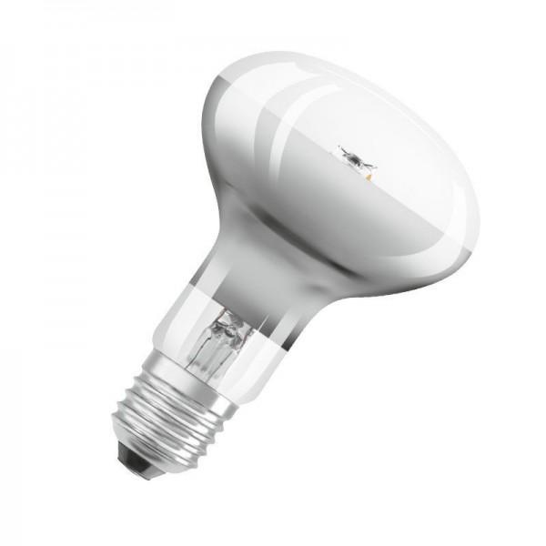 Osram/LEDVANCE LED Filament Superstar R80 5,5W 2700K warmweiß 580lm Klar E27 dimmbar