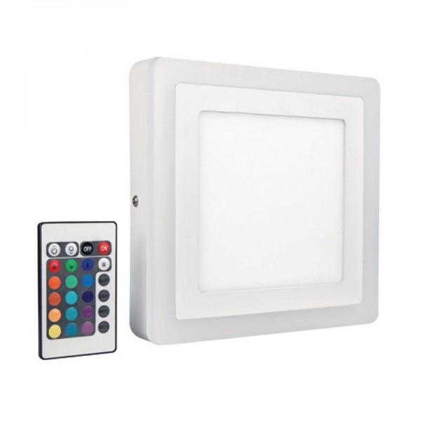 Osram/LEDVANCE LED Wand & Deckenleuchte White Square 30W 3000K warmweiß 1150lm IP20