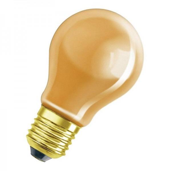 Osram/LEDVANCE Decor Color A60 11W 240V Orange E27 nicht dimmbar