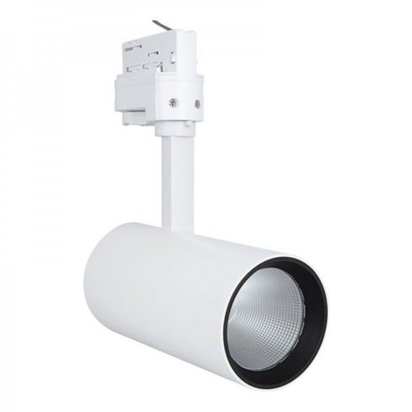 Osram/LEDVANCE LED Track Spot 25W 3000K warmweiß 1750lm IP20 Weiß