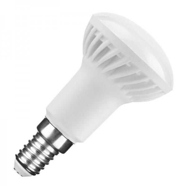 Modee LED Reflektorform Reflektorlampe R50 5W 6000K tageslichtweiß 400lm E14 matt nicht dimmbar
