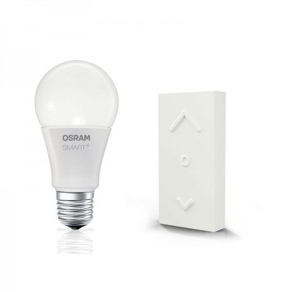 Osram/LEDVANCE LED SMART+ Classic A 10W 810lm Matt E27 dimmbar