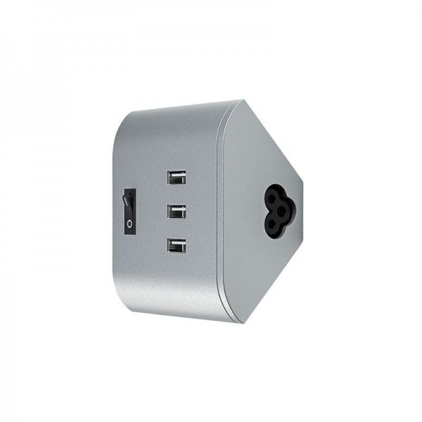Osram/LEDVANCE LED Linear Corner 15W IP20 Silber