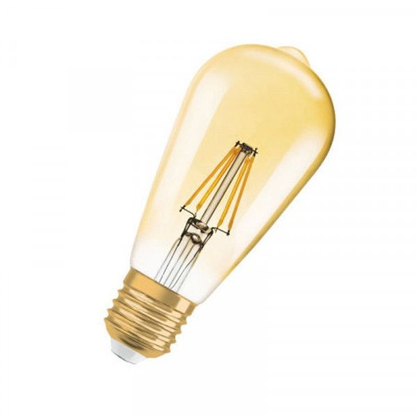 Osram/LEDVANCE LED Filament Vintage 4W 2400K warmweiß 380lm klar E27 nicht dimmbar