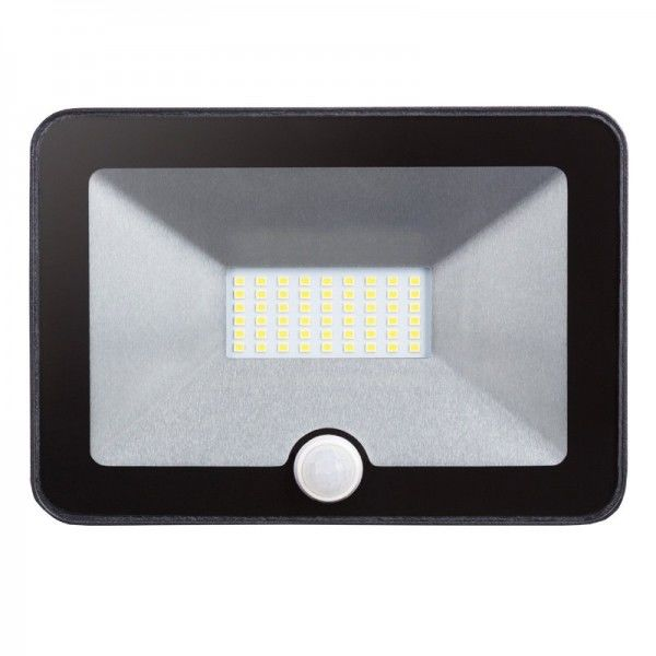 Modee LED Floodlight Ultra Slim mit Bewegungsmelder 20W 4000K neutralweiß 1500lm