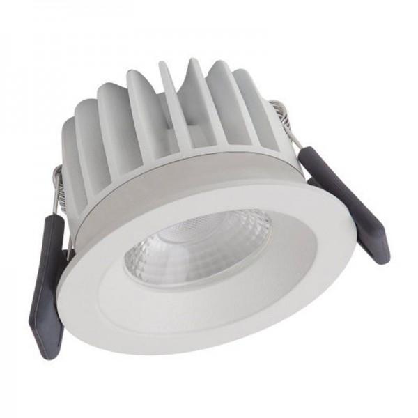 Ledvance LED Einbauleuchte Spot 8W 3000K warmweiß 620lm IP44