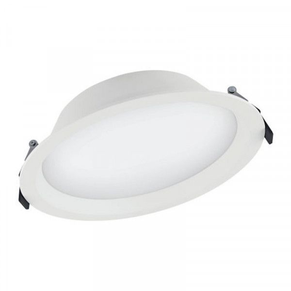 Ledvance LED Einbauleuchte DL ALU 35W 6500K tageslichtweiß 3150lm IP44