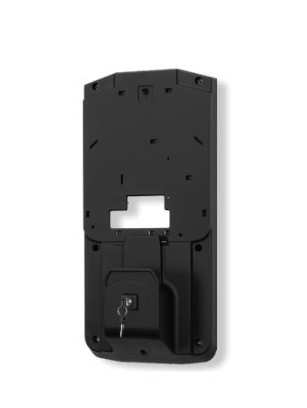 ABL Montageplatte 1W0001 für ABL Sursum eMH1 inkl. Schlüsselschalter + Kabelaufhängung