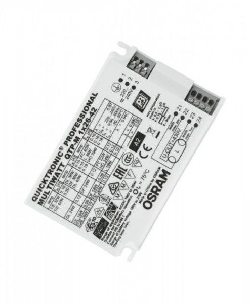 Osram/LEDVANCE QTP-M 1x26-42W 220-240V