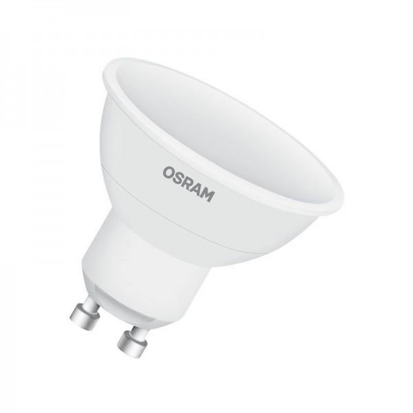 Osram/LEDVANCE LED Base PAR16 4,5W 2700K warmweiß 250 GU10 Matt nicht dimmbar