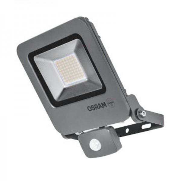 Osram/LEDVANCE LED Außenleuchte Endura Flood Sensor 50W 3000K warmweiß 4000lm IP44