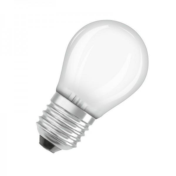 Osram/LEDVANCE LED Filament Superstar Classic P 2,5W 2700K warmweiß 250lm matt E27 dimmbar