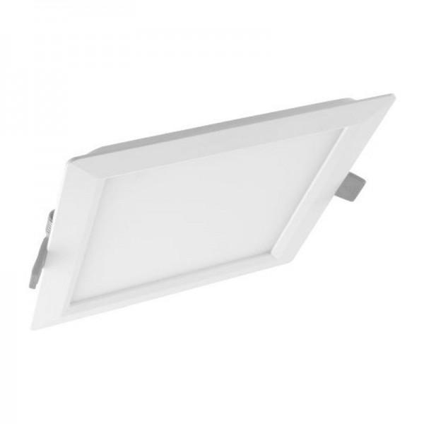 Osram/LEDVANCE LED DL Slim Square/Eckig D155 12W 3000K warmweiß 1020lm IP20 Weiß