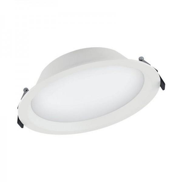 Ledvance LED Downlight Alu 25W 6500K tageslichtweiß 2370lm IP44