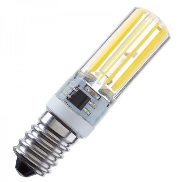 Modee T16 LED Special COB Silikon 5W 2700K warmweiß 400lm E14 klar nicht dimmbar