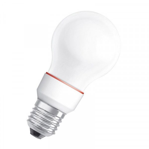 Osram/LEDVANCE LED Lampe LED Star Deco Classic A Classic A 1W rot 8lm E27 nicht dimmbar