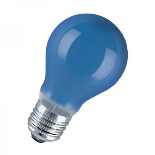 Osram/LEDVANCE Decor Color A60 11W 240V Blau/ Blue E27 nicht dimmbar