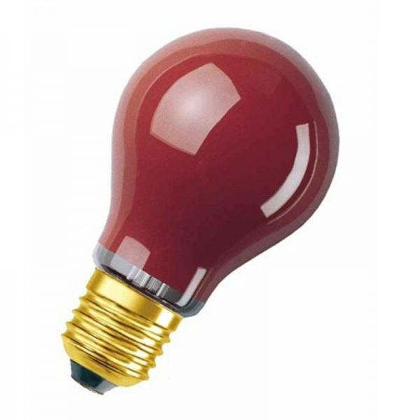 Osram/LEDVANCE Decor Color A60 11W 240V Rot/ Red E27 nicht dimmbar