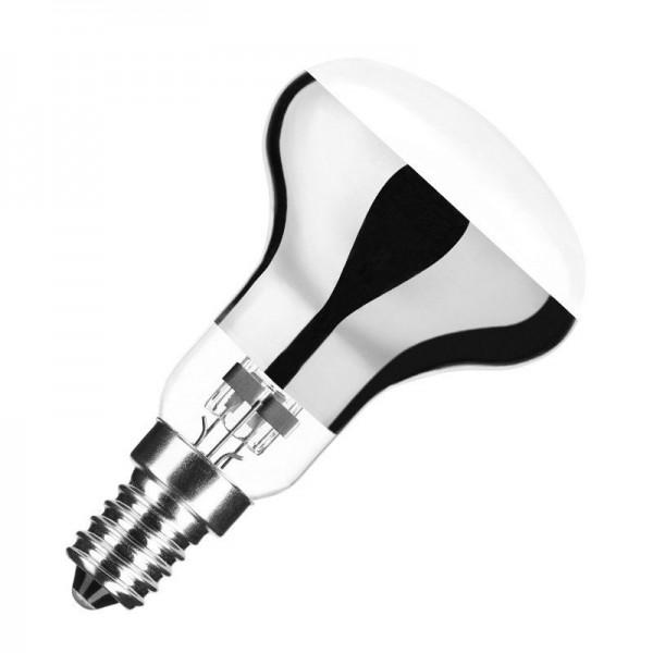 Modee Reflektorlampe R50 42W 220-240V 2700K warmweiß E14 klar dimmbar
