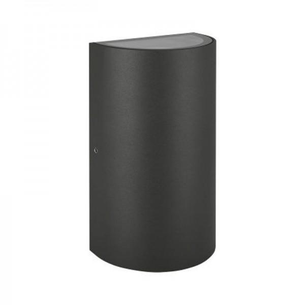 Osram/LEDVANCE LED Updown Outdoor Facade 12W 3000K warmweiß 700lm IP54 Grau