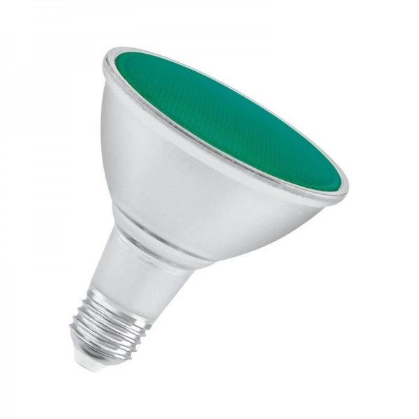 Osram/LEDVANCE LED Parathom PAR38 13W grün 300 E27 Matt dimmbar