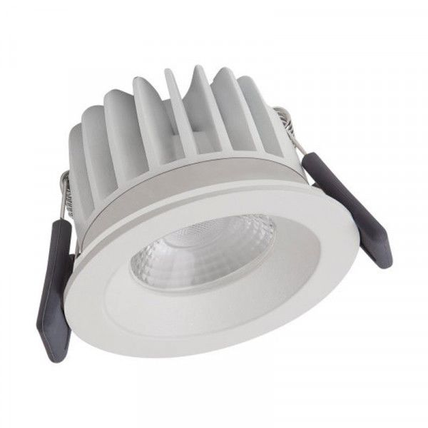 Ledvance LED Einbauleuchte Spot Fireproof/Feuerfest 8W 3000K warmweiß 620lm IP65