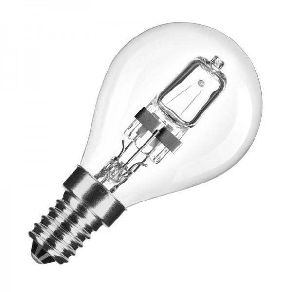 Modee Tropfenlampe 42W 220-240V 2700K warmweiß E14 klar dimmbar
