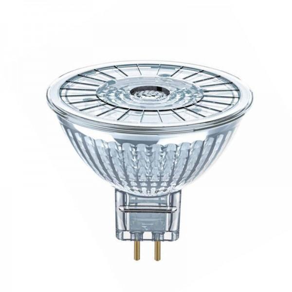 Osram/LEDVANCE LED Superstar MR16 3W 2700K warmweiß 230lm Klar GU5.3 dimmbar