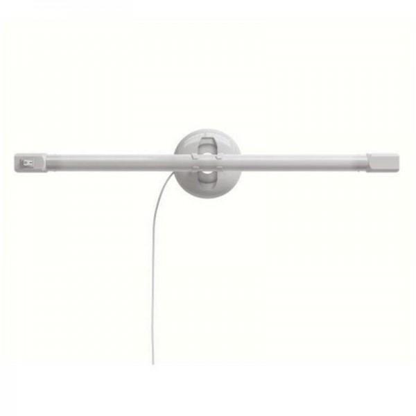 Osram/LEDVANCE LED TubeKit+ 60cm 8,9W 3000K warmweiß 720lm IP20 Weiß