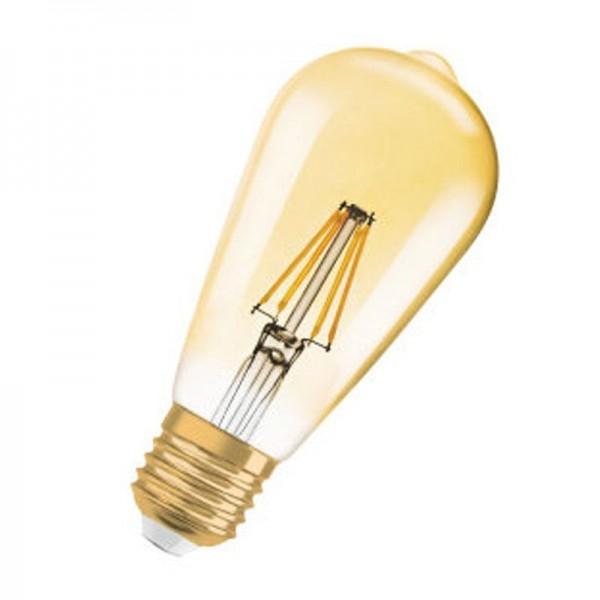 Osram/LEDVANCE LED Filament Edison Classic 2,8W 2400K warmweiß 200lm klar E27 nicht dimmbar