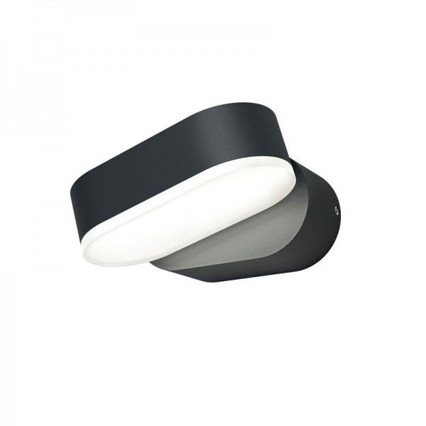 Osram/LEDVANCE LED Außenleuchte Endura Style Mini Spot 7,5W 3000K warmweiß 320lm IP44