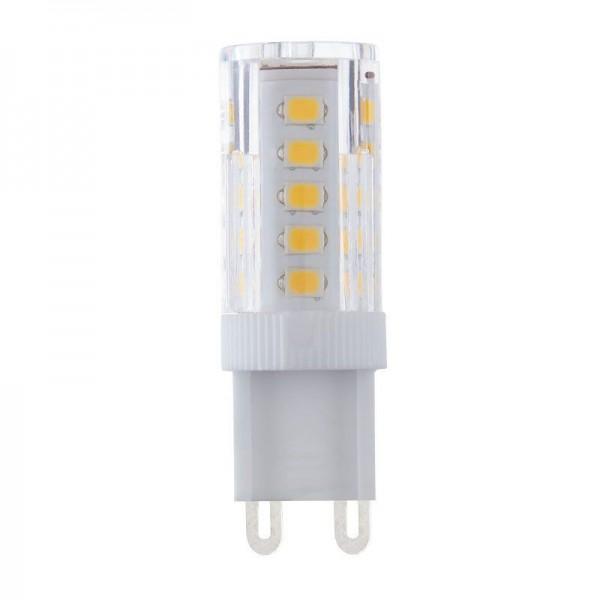 Modee LED Ceramic Stiftsockellampe 3,5W 2700K warmweiß 320lm G9 nicht dimmbar