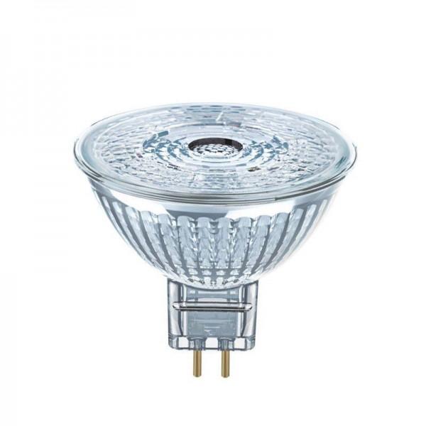 Osram/LEDVANCE LED Superstar MR16 5W 2700K warmweiß 350lm Klar GU5.3 dimmbar