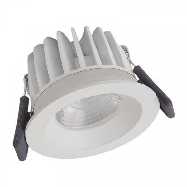 Ledvance LED Einbauleuchte Spot 8W 4000K neutralweiß 670lm IP44