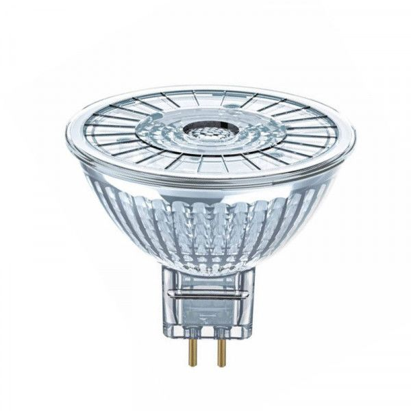Osram/LEDVANCE LED Superstar MR16 3W 4000K kaltweiß 230lm Klar GU5.3 dimmbar